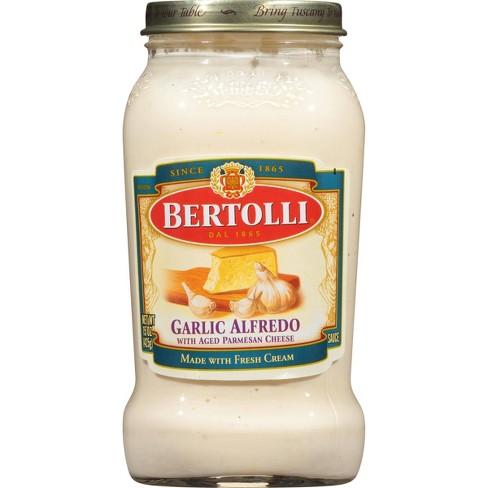 Bertolli Garlic Alfredo Pasta Sauce - 15oz - image 1 of 4
