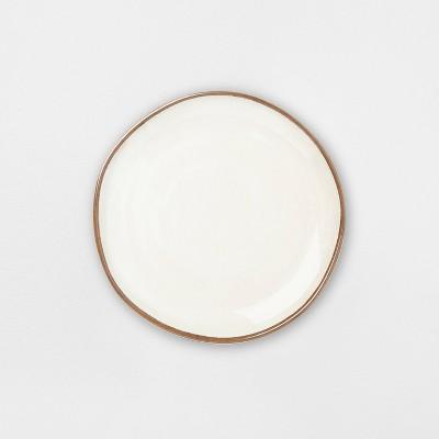 Melamine Border Stripe Salad Plate - Hearth & Hand™ with Magnolia