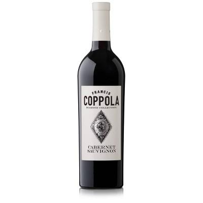 Francis Coppola Diamond Ivory Label Cabernet Sauvignon Red Wine - 750ml Bottle