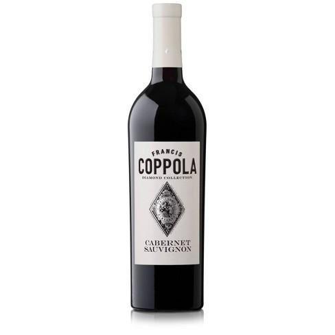 Francis Coppola Diamond Ivory Label Cabernet Sauvignon Red Wine - 750ml Bottle - image 1 of 2