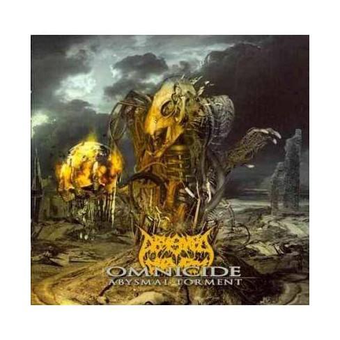 Abysmal Torment - Omnicide (CD) - image 1 of 1