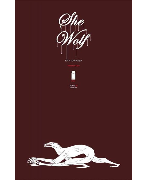 She Wolf 1 (Paperback) (Rich Tommaso) - image 1 of 1
