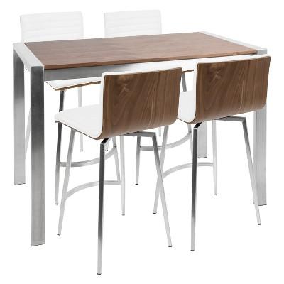 Mason Contemporary Counter Set - Lumisource