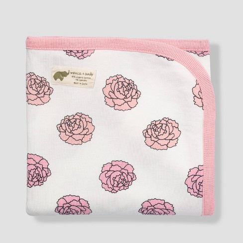 Layette by Monica + Andy Coming Home Swaddle Blanket - image 1 of 4