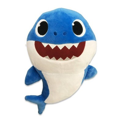 Baby Shark 8  Plush with Sound featuring Daddy Shark