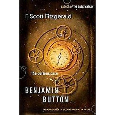 The Curious Case Of Benjamin Button Book