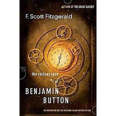 The Curious Case Of Benjamin Button Book