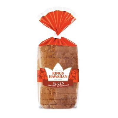 King's Hawaiian Sweet Sliced Bread - 13.5oz