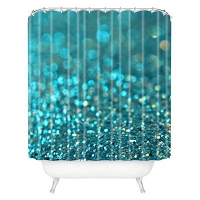 Aquios Shower Curtain Artic Ice - Deny Designs
