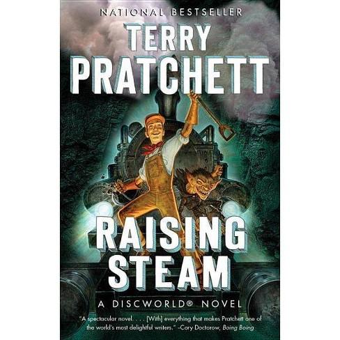 Raising Steam - by  Terry Pratchett (Paperback) - image 1 of 1