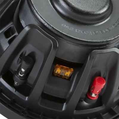 "Polk MM1 Series 8"" 900W 4 Ohm Dual Voice Coil Car Marine Subwoofer (2 Pack)"