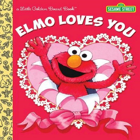 Elmo Loves You (Hardcover) (Sarah Albee) - image 1 of 1