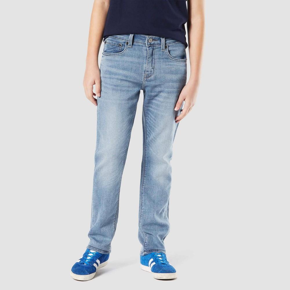 Denizen 174 From Levi 39 S 174 Boys 39 283 8482 Slim Knit Jeans Moon 12