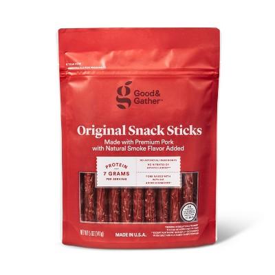 Original Pork Snack Sticks - 5oz - Good & Gather™