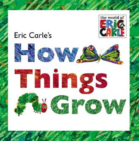 How Things Grow (Hardcover) - image 1 of 1