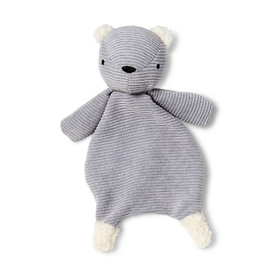 Small Security Blanket Bear - Cloud Island™ Gray
