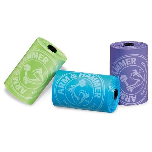 Munchkin Arm Hammer Diaper Bag Dispenser Refills