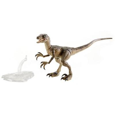 Jurassic World Amber Collection Velociraptor Action Figure