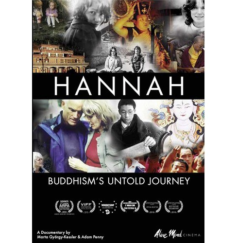 Hannah:Buddhism's Untold Journey (DVD) - image 1 of 1