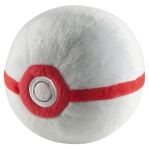 Pokmon Pok Ball Plush, Premier Ball - image 1 of 1