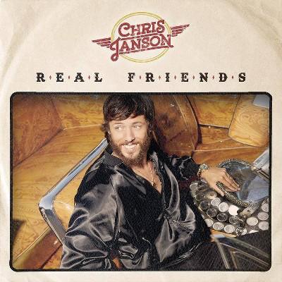 Chris Janson - Real Friends (Vinyl)