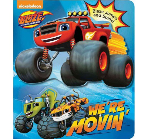 We're Movin' (Hardcover) (Lisa Shea) - image 1 of 1