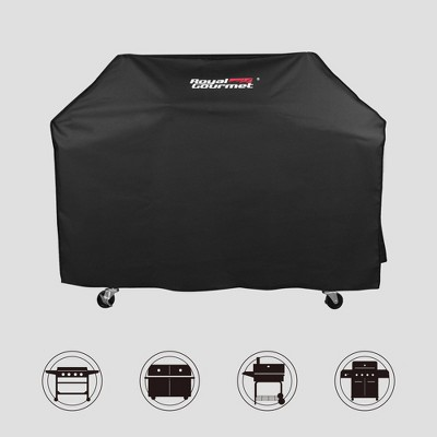 """64""""Oxford Heavy Duty Waterproof Grill Cover CR6412 - Royal Gourmet"""