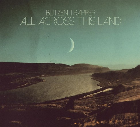 Blitzen trapper - All across this land (CD) - image 1 of 1