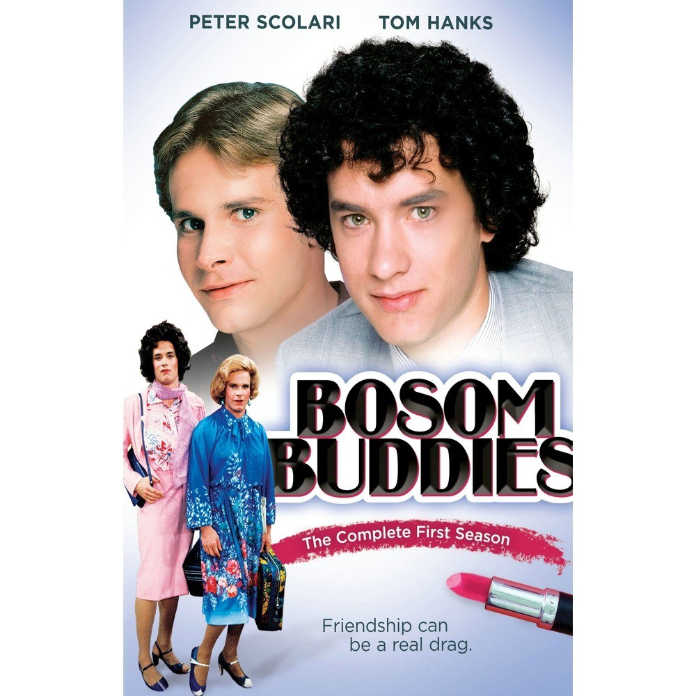 Bosom buddies:Complete series pack (Dvd)