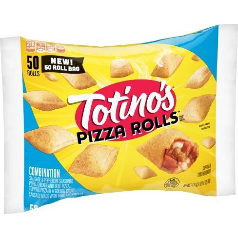 Totino's Combination Frozen Pizza Rolls - 24.8oz - image 1 of 3