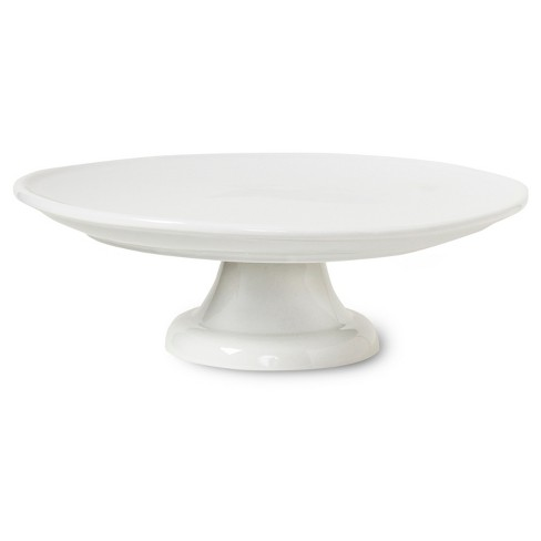 "Honey Can Do® Porcelain Cake Stand 10"" - image 1 of 1"