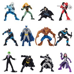 """Batman 2"""" Collectible Blind Box Mini Figure (Characters and Styles May Vary)"""