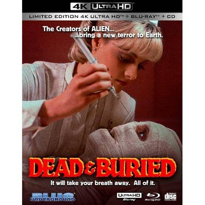 Dead And Buried (4K/UHD)(2021)