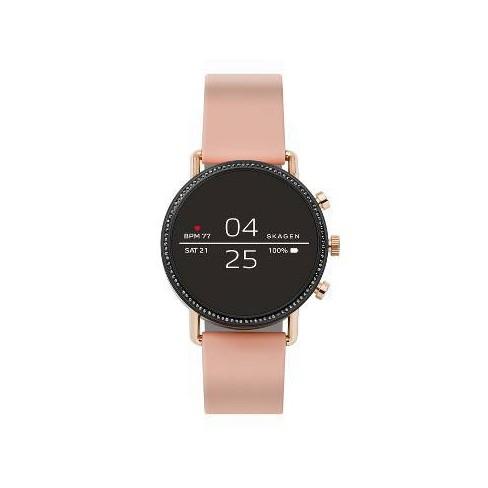 Skagen Smartwatch - Falster 2 40mm Blush Silicone - image 1 of 4