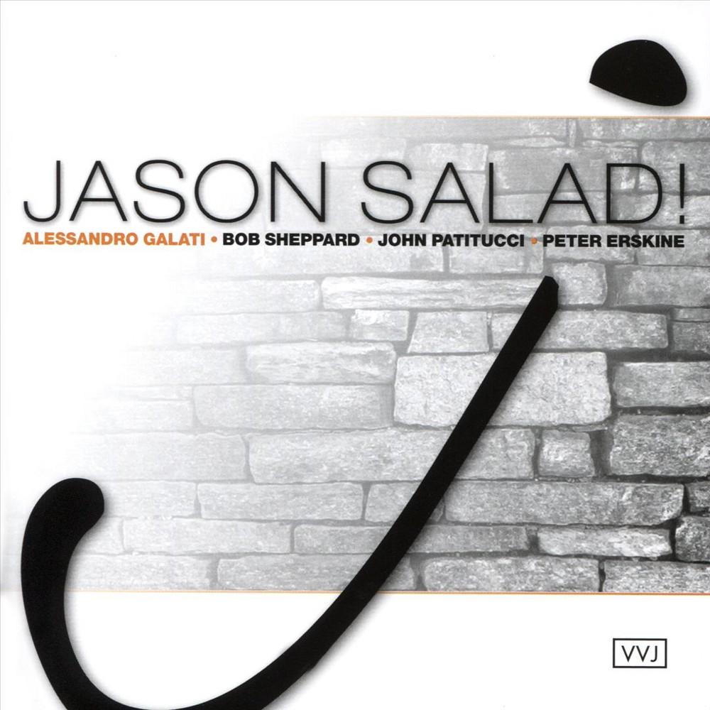 Alessandro Galati - Jason Salad (CD)