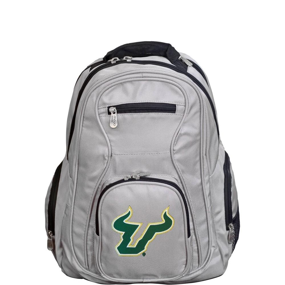 NCAA South Florida Bulls Gray Premium Laptop Bag