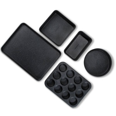 Granitestone Diamond Pro 5pc Bakeware Set