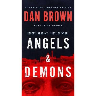 Angels & Demons - by  Dan Brown (Paperback)