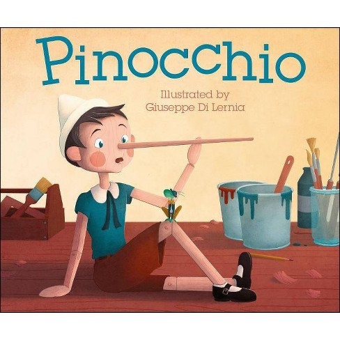 Pinocchio - (Storytime Lap Books) (Board_book) - image 1 of 1