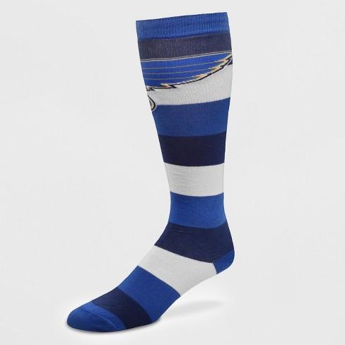 NHL St. Louis Blues Neopolitan Knee High Socks - M - image 1 of 1