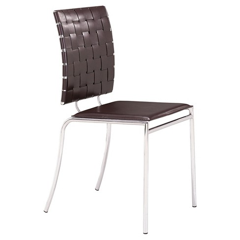 Modern Dining Chair (Set of 4) - ZM Home - image 1 of 4
