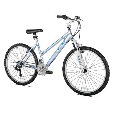 Kent Terra 2.6 - 26  Ladies Mountain Bike 21 Speed - Silver