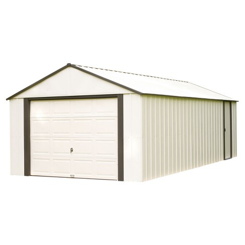 Vinyl Murryhill Storage Building, 12' X 17' - Arrow Storage Products - image 1 of 8