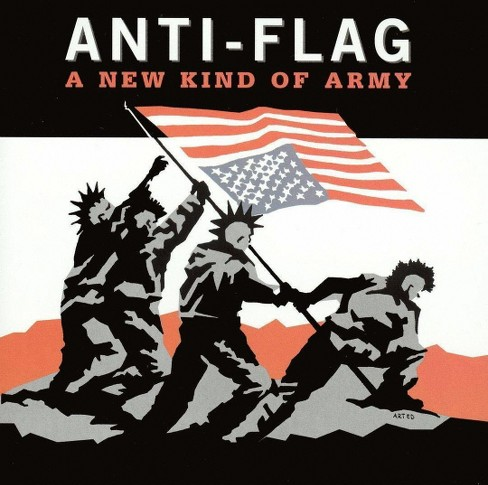Anti-flag - New Kind Of Army [Explicit Lyrics] (CD) - image 1 of 2
