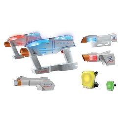 Laser X Fusion Two Player Complete Laser Tag Blaster Gaming Set