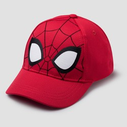 35ce9d090126b Toddler Boys  Marvel Spider-Man Baseball Hat - Red One Size