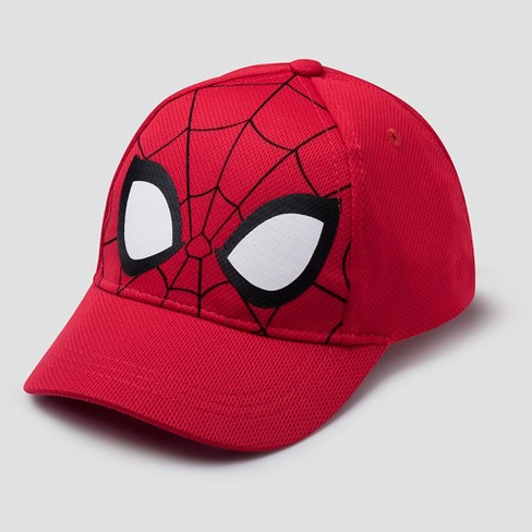 621bd64b41457e Toddler Boys' Marvel Spider-Man Baseball Hat - Red One Size. Shop all Marvel