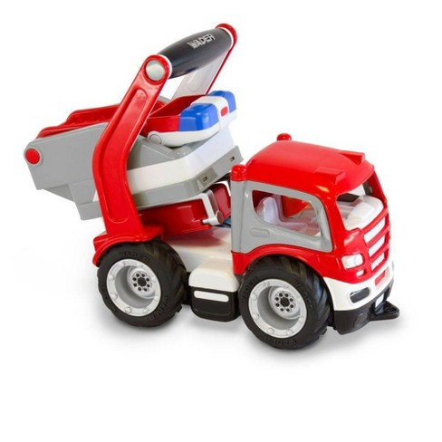 e5c88a8cbc8 Wader Polesie Grip Fire Engine. Shop all Wader Quality Toys