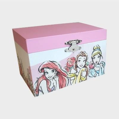 Disney Princesses Musical Jewelry Box
