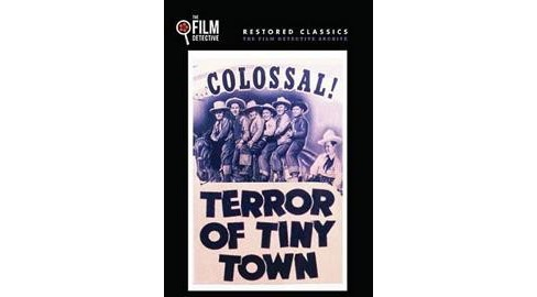 Terror Of Tiny Town (DVD) - image 1 of 1